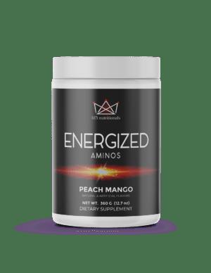 Energized Aminos Peach Mango 360g