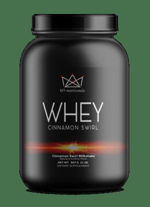 2lb Whey Cinnamon Swirl