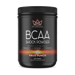 BCAA Shock Powder (Fruit Punch)