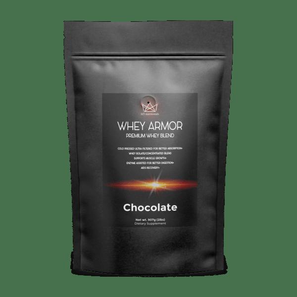 Whey ARMOR 2LB Chocolate