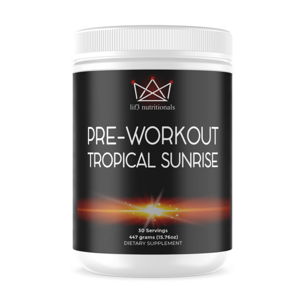 Pre-Workout (TropicalSunrise)